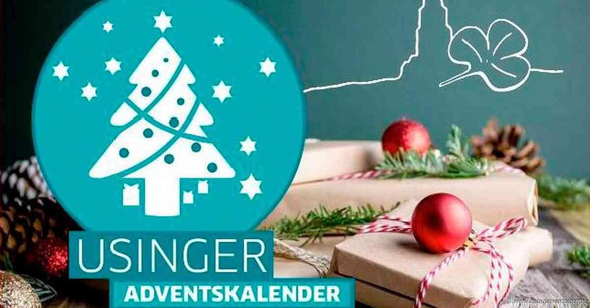 Usingen geht mit Adventskalender online - Usinger Anzeiger