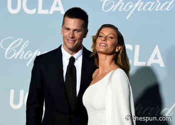Gisele Bundchen Reacts To Tom Brady's Huge Second Half - The Spun