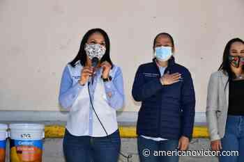 Arranca IIFEEM rehabilitación de la Secundaria No.2 en Ciudad Hidalgo - www.americanovictor.com