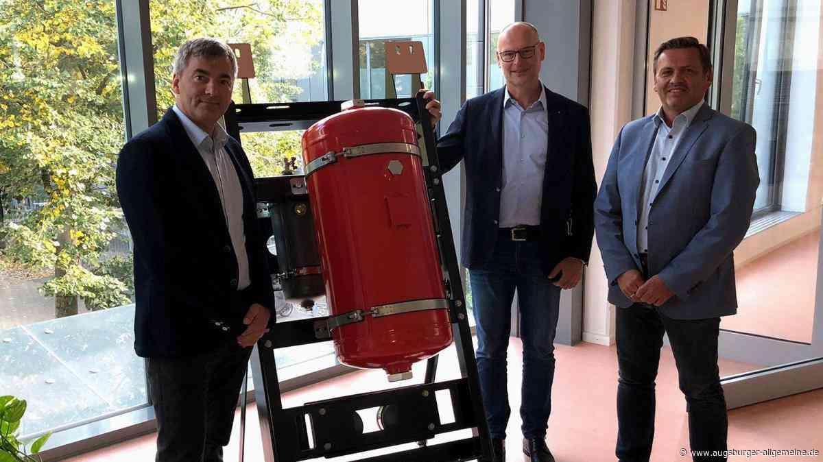 Burgauer Firma Klimmer übernimmt den Metallverformer BSB - Augsburger Allgemeine