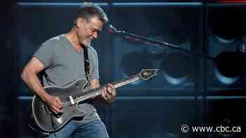 Eddie Van Halen dies at 65 of cancer