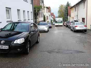 Mehr Wohnraum und Autos: Parkplatznot sorgt in Karlsbad zunehmend für Ärger - Pforzheimer Zeitung