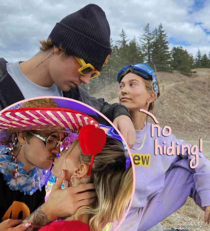 Why Hailey Bieber Avoided PDA With Justin Bieber 'For A Long Time'!