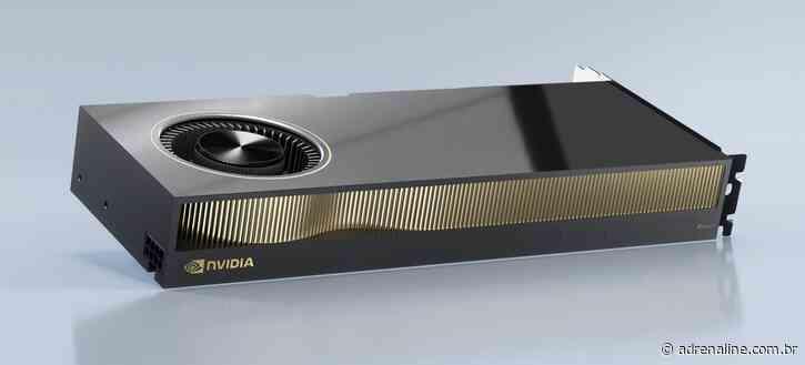 Nvidia anuncia RTX A6000 e A40, levando GPUs Ampere para criadores profissionais - Adrenaline