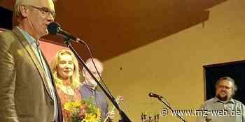 """Erinnerung an Regine Hildebrandt: Erinnerung an """"Mutter Courage"""" in Coswig - Mitteldeutsche Zeitung"""
