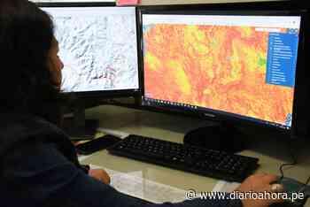 Alertan deslizamientos en el distrito de Cajaruro - diarioahora.pe