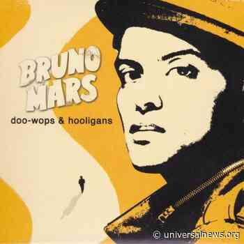 Bruno Mars celebrates 10 Years of Doo-Wops & Hooligans - Universal News