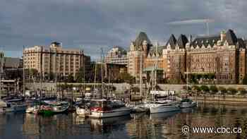 Iconic Empress Hotel on Victoria's waterfront to close for 3 months to complete major renovations