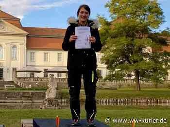 Schon wieder Gold für Julia Wien von der BGS Hachenburg - WW-Kurier - Internetzeitung für den Westerwaldkreis