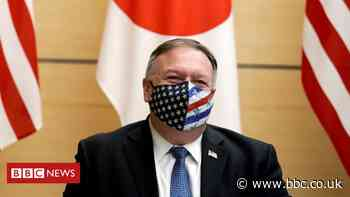 Mike Pompeo lashes out at China at 'Quad' meeting in Japan