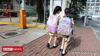 Teacher disqualified for 'promoting Hong Kong independence'