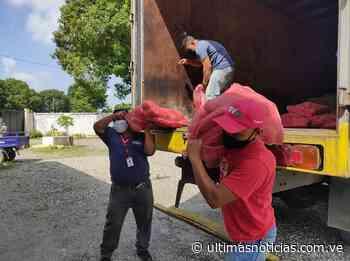 Pdval distribuyó una tonelada de proteína animal en Yaritagua - Últimas Noticias