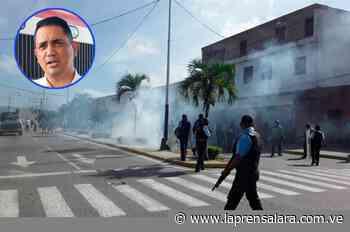 """Alcalde de Peña ordena """"marcar a quien asista a marcha"""" en Yaritagua - La Prensa de Lara"""