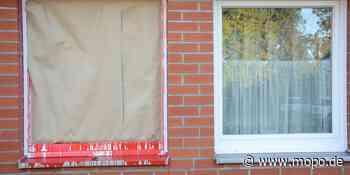 Wentorf: Polizeiwache bei Hamburg mit Farbe und Steinen beschädigt - Hamburger Morgenpost