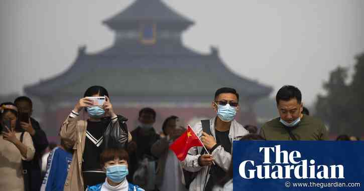 China reports shortages of flu vaccine after rush to avoid 'twindemic'