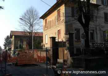 Cerro Maggiore, sgombero alle case di via Dante - LegnanoNews
