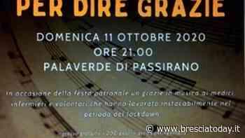 Passirano: coro Calliope in concerto - BresciaToday