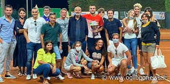 Successo Eridanea, con Antonio Visioli, nel Trofeo di tennis a Castellucchio - oglioponews.it
