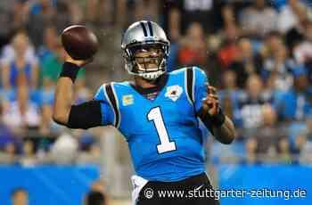 Cam Newton - New England Patriots holen Star-Quarterback als Brady-Ersatz - Stuttgarter Zeitung