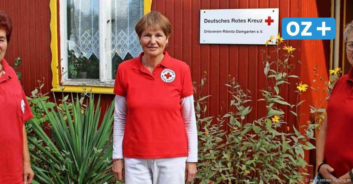 Ribnitz-Damgarten: DRK-Ortsverein startet nach Zwangspause neu durch - Ostsee Zeitung