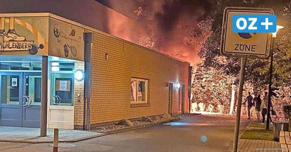 Ribnitz-Damgarten: Darum war die Feuerwehr am Mittwoch im Einsatz - Ostsee Zeitung