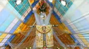 Lambayeque: celebración de Cruz de Motupe se realiza de manera virtual - LaRepública.pe