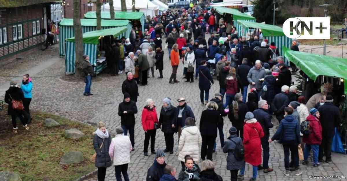 Weihnachtsmarkt in Bordesholm 2020: Organisatoren denken darüber nach - Kieler Nachrichten