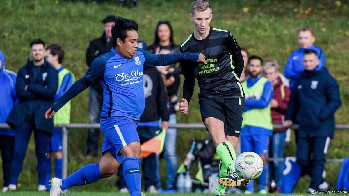 Kreioberliga: Roßdorf jubelt dank Recke-Dreierpack / Kewa spielt meisterlich - op-online.de