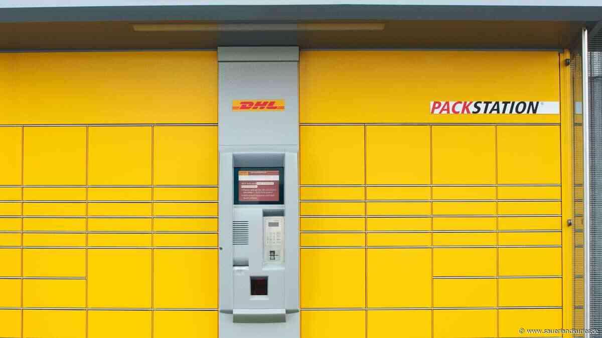 Neue DHL Packstation an der Hagener Straße 75 in Drolshagen in Betrieb - sauerlandkurier.de