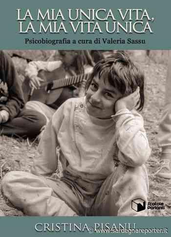 """Cristina Pisanu e Valeria Sassu a Ittiri per la presentazione di """"La mia unica vita, la mia vita unica"""" - Sardegna Reporter"""