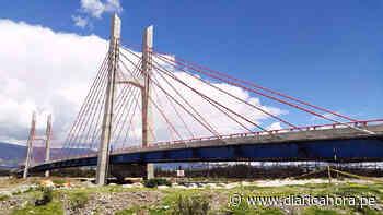 MTC aprueba expediente técnico del Puente Tarata - DIARIO AHORA