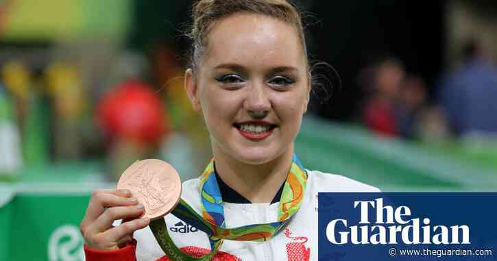 British Gymnastics says Amy Tinkler's weight-shaming claims 'unacceptable'