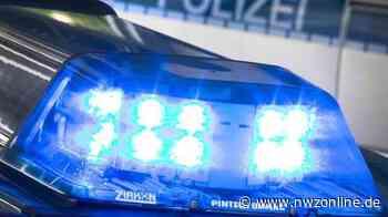 Im Auto eingesperrt: Betrunkener Fahrer landet beim Wenden im Graben - Nordwest-Zeitung
