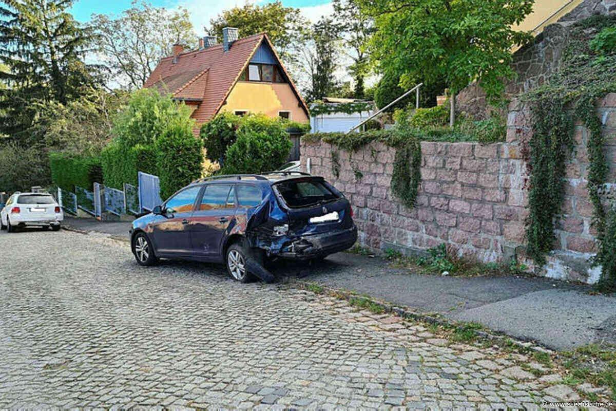 Alkoholfahrt durch Radebeul wird teuer - Sächsische Zeitung