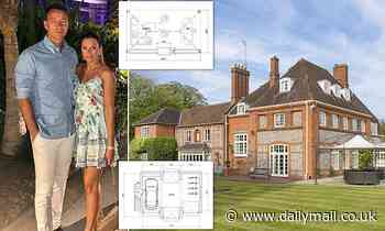 John Terry loses planning battle to build poolside party bar and garage at £4.35m Surrey mansion - Daily Mail