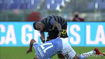 Serie A Video: Ciro Immobile verpasst Arturo Vidal eine Ohrfeige - Sky Sport