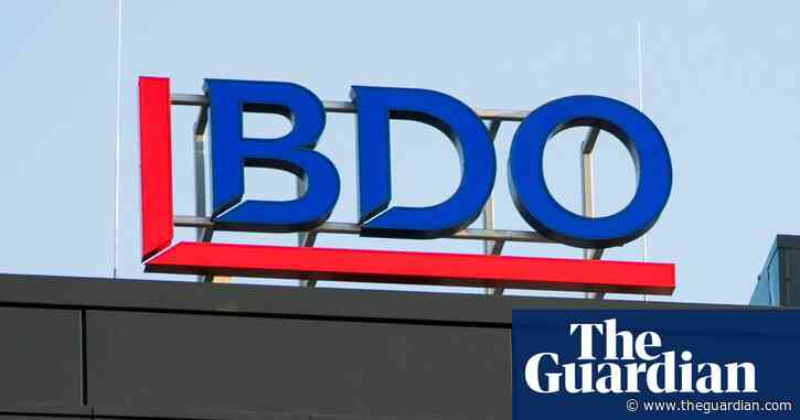 BDO may have to bail out sister firm in Spain after €126.8m penalty