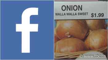 Peeled back: 'Overtly sexual' onions get Facebook reprieve