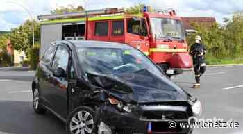 Verkehrsunfall mit drei Verletzten bei Edelsfeld - Onetz.de