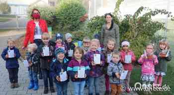 Glücksbringer für 2021: Gartenbauverein Edelsfeld wartet mit Kinder-Überraschung auf - Onetz.de
