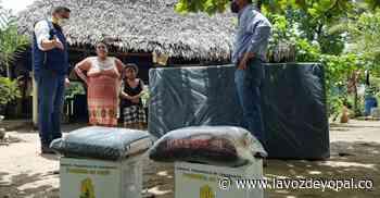 Ayudas para familias damnificadas por emergencias en Hato Corozal - Noticias de casanare - La Voz De Yopal