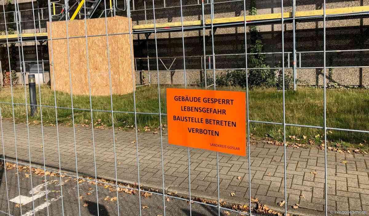 Lebensgefahr: Halle länger gesperrt | Vienenburg - GZ Live