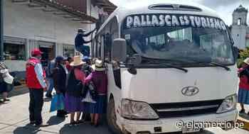 Ancashinos varados en Paramonga caminaron 8 días para llegar a Pallasca - El Comercio