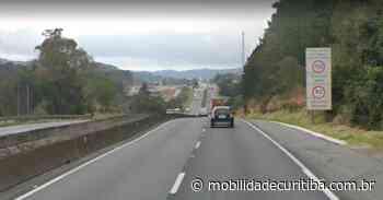 Engavetamento interdita BR-116 em Campina Grande do Sul - Mobilidade Curitiba
