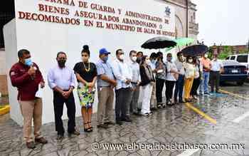 Recuperó Jalpa de Méndez 79 vehículos en operativos - El Heraldo de Tabasco