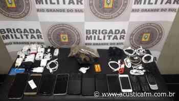 Traficantes de drogas são presos em Arroio dos Ratos - Rádio Acústica FM