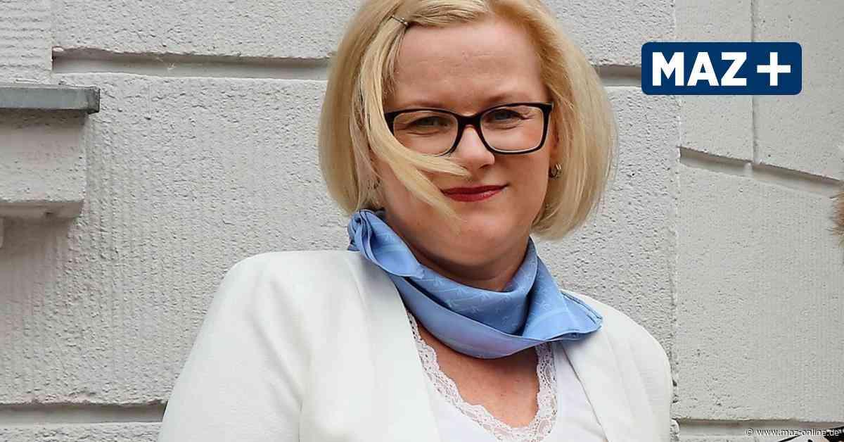 Perleberg: Nicole Bahr führt künftig die SPD in Perleberg - Märkische Allgemeine Zeitung
