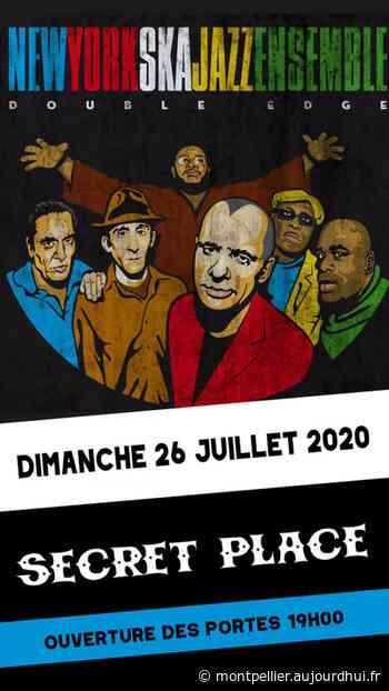 NEW YORK SKA JAZZ ENSEMBLE - Secret Place , Saint Jean De Vedas, 34430 - Sortir à Montpellier - Le Parisien Etudiant