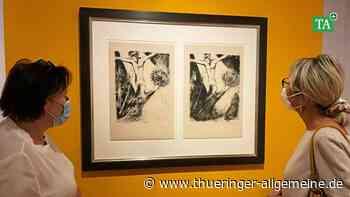 Kunsthaus Apolda zeigt Grafiken aus dem Spätwerk Chagalls - Thüringer Allgemeine