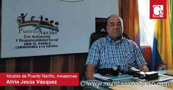 Un Puerto Nariño que trabaja Por El Desarrollo Social - Congreso de la República